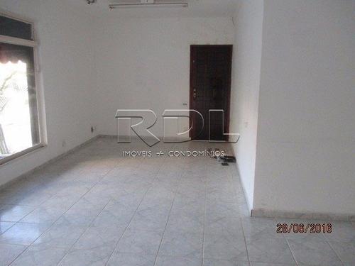 Casa Para Aluguel, 3 Quartos, 1 Suíte, 4 Vagas, Centro - Santo André/sp - 3210