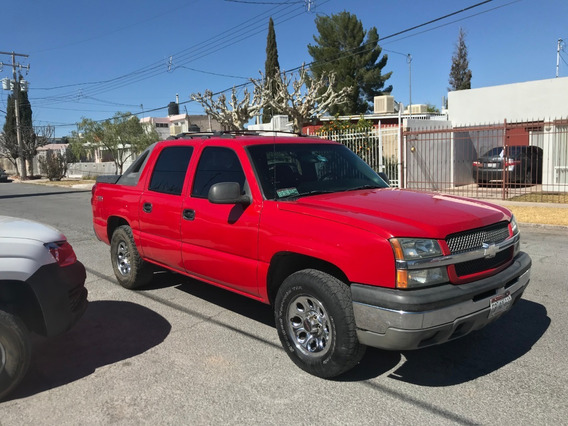 Chevrolet Avalanche 5.3 Ls A/ac Ee Cd Tela 4x2 At