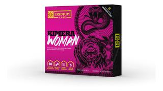 Kimera Woman - 60 Caps - Termogênico Iridium Labs