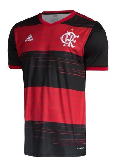 Camisa Flamengo Ii Branca Masculina - Envio Em 24h