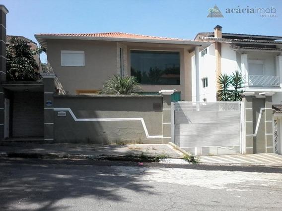 Sobrado Com 4 Dormitórios À Venda, 460 M² Por R$ 2.290.000,00 - City América - São Paulo/sp - So1323