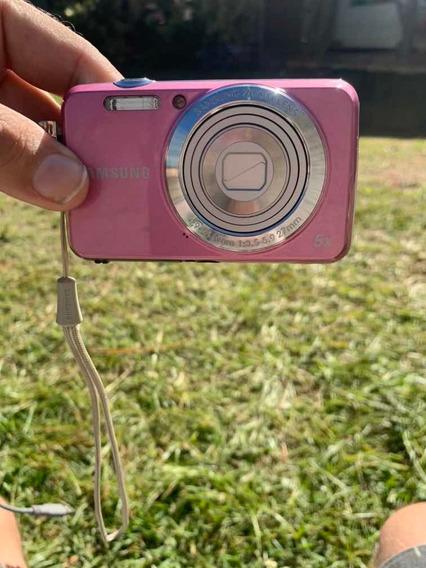 Camera Digital Es80 Rosa Em Perfeito Estado