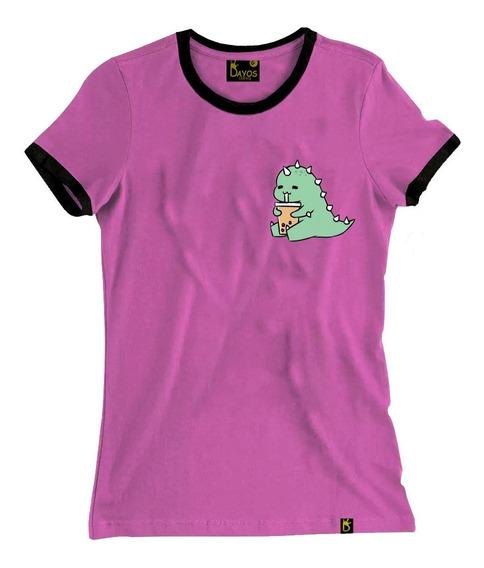 Camisetas Femininas Baby Look Tumblr Desenhos Fofos Animais