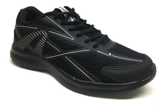 Tenis Masculino Rainha Twist Preto 4203571702 Barato