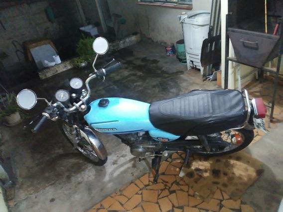 Cg 125 Bolinha 1980