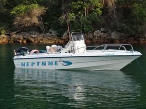 Lanchafishing Omc Sunbird180 135hp Optmax 2007 Importada