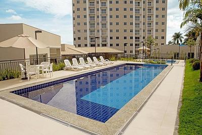 Apartamento Com 3 Quartos, 1 Suítes, À Venda, 64 M² Por R$ 220.000 - Bairro Feliz - Goiânia/go - Ap0202