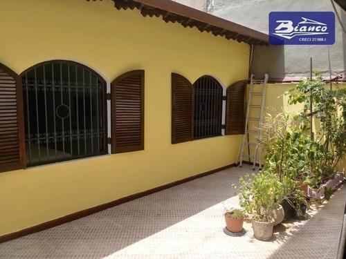 Casa Térrea 3 Vagas  Churrasqueira - Ca1033
