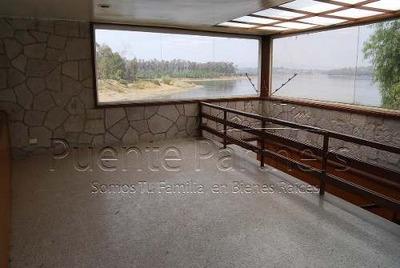 Casa En Venta Renta En Bosques Del Lago. Privada, Jardin, Seguridad (amueblada)