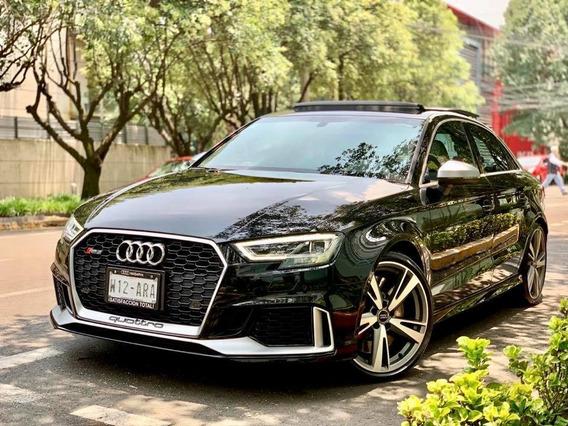 Audi Rs3 Quattro Tfsi 400hp S Tronic 2018
