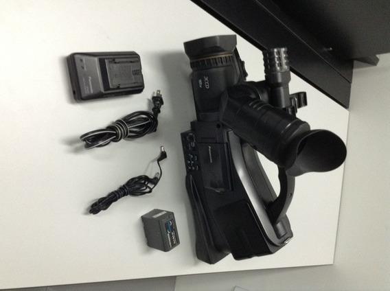Filmadora Panasonic Ag Dvc60