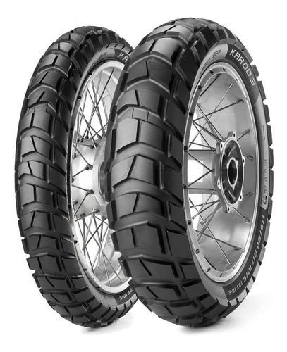 Cubierta Metzeler Karoo 3 90 90 21 - 150 70 18 70r P Bikes