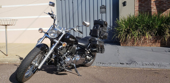 Yamaha Drag Star 650 - 2008