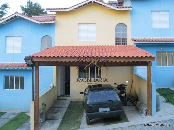Casa Residencial À Venda, Morada Dos Pássaros, Jandira - Ca1239. - Ca1239