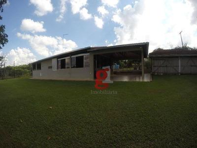 Chácara À Venda Por R$ 900.000 - Zona Rural - Londrina/pr - Ch0004
