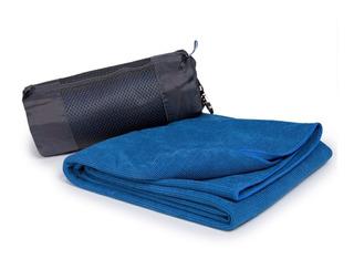Toalla Microfibra Talla S Azul Doite