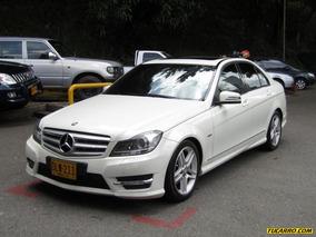 Mercedes Benz Clase C C 250