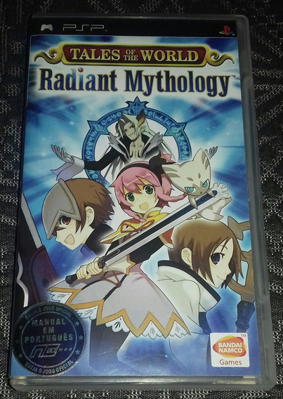 Tales Of World: Radiant Mythology (psp) | Midia Fisica