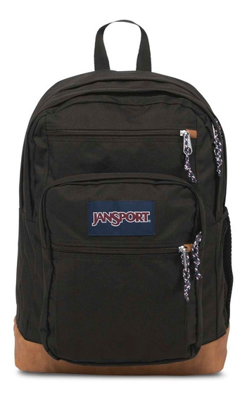 Zonazero Mochila Jansport Cool Student Black Original