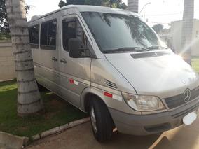 Sprinter Van 313 Executiva 10 Impecavel ,a/c Troca V Passeio
