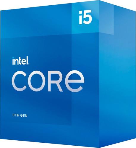 Imagen 1 de 7 de Procesador Intel Core I5-1140011va Gen S1200 Bx8070811400