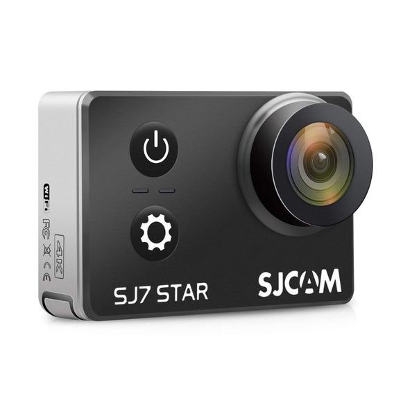 Câmera Original Filmadora 4k Wifi Sjcam Sj7 Star Esportivo