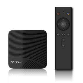 Mecool M8s Pro L Atv Inteligente Android Tv 7.1 Tv Caixa W /