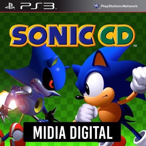 Ps3 Psn* - Sonic Cd