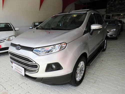 Ford Ecosport 1.6 Se 16v Flex 4p Manual 2017
