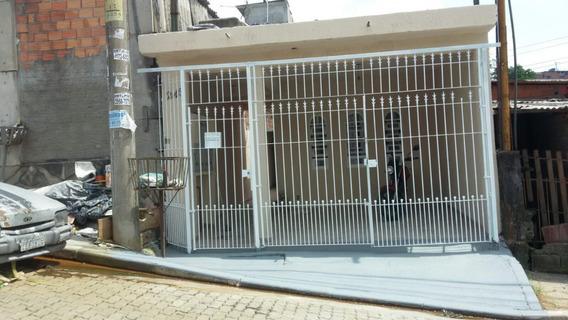 Imóvel Com 3 Casas A Venda No Pq São Miguel, Guarulhos