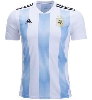 Jersey Original adidas Selección Argentina Local Mundial2018
