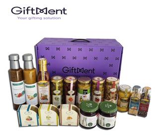 Caja De Productos Gourmet Premium Regalos Día Del Padre