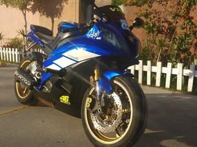 2007 Yamaha R6r, Nacional