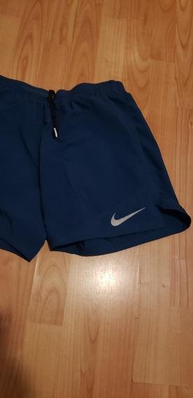 Short Nike Con Calsa Verde. Original Usa