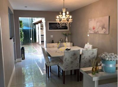 Casa 120 M² - Condomínio Fechado - São Bernardo Do Campo - Ca0030