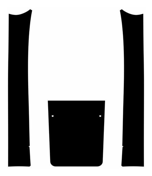 Kit Adesivo Capo E Coluna Superior Porta Jeep Renegade Rng16