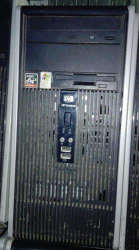 Imagen 1 de 6 de Lote De 10 Cpu Hp Compaq Dc5750 Mt