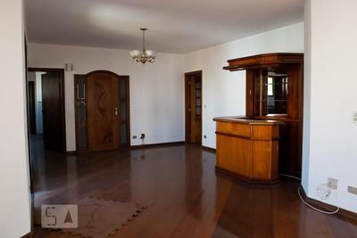 Apartamento No 2º Andar Com 4 Dormitórios E 2 Garagens - Id: 892931951 - 231951