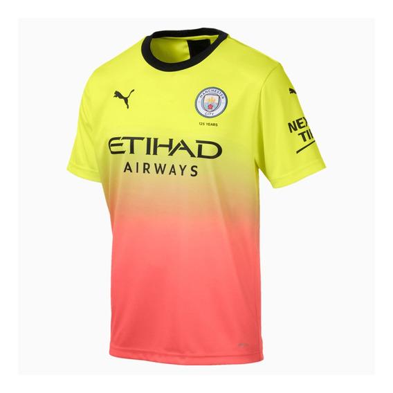 Camiseta De Futbol Puma Manchester City Third Hombre Af/na