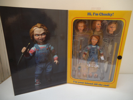 Chucky Good Guys Neca