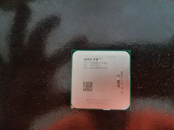 Processador Amd Fx6100 Six-core 3.3ghz