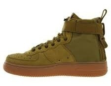 Bota Nike Sf Af1 Mid (gs) Aj0424 Air Force One 24 25 Cm