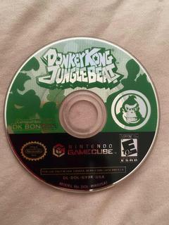 Donkey Kong Jungle Beat Nintendo Gamecube