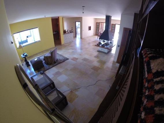 Casa Com 4 Dormitórios À Venda, 300 M² Por R$ 850.000,00 - Vila Lavínia - Mogi Das Cruzes/sp - Ca0066