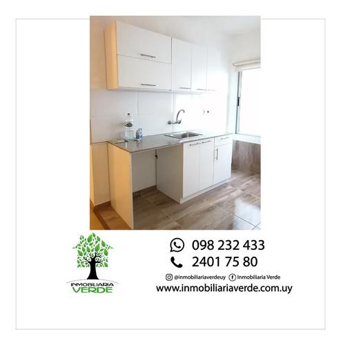 Apartamento En Venta Un Dormitorio Con Renta Ciudad Vieja