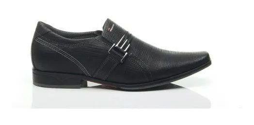 Sapato Pegada Social Esportivo Masculino Ad Fivela 122241-02