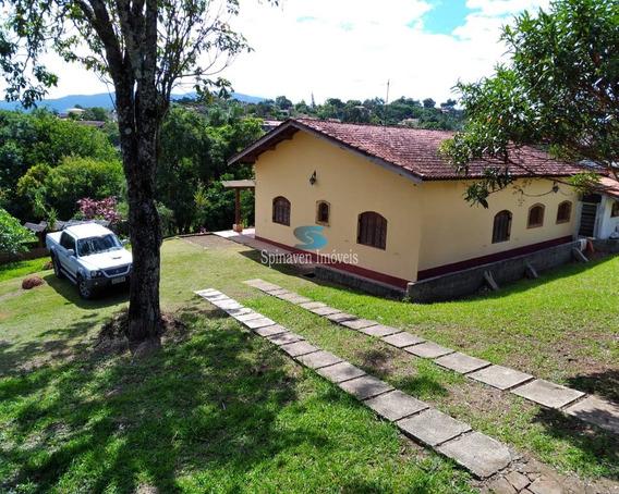 Chácara Bem Localizada Em Atibaia - Venda - Ch00724 - 33425177