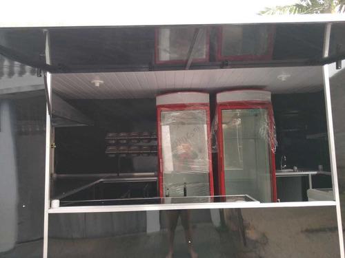 Imagem 1 de 4 de Fábrica De Treilers Fabricamos Trailers Food Trucks