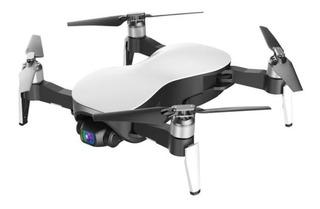 Drone JJRC X12 con cámara 4K blanco