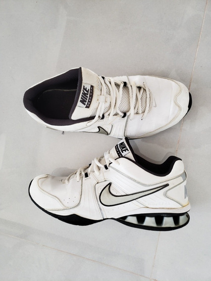 Tênis Nike Reax Branco 41 Br 9.5 Us